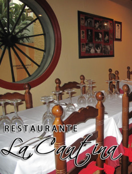 Restaurante La Cantina – Cala Gamba